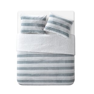 Copperwind Reversible Comforter Set by Winston Porter