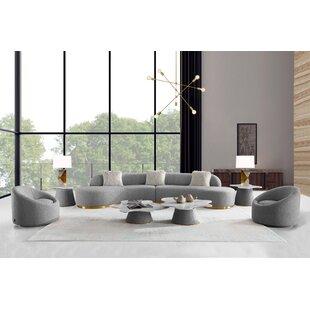 Simona Configurable Living Room Set by Pasargad