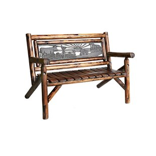 Ardoin Double Garden Bench