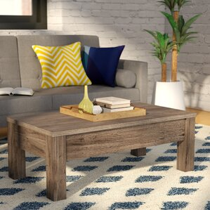 Mansour Coffee Table With Lift Top