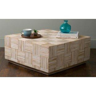 Alexandria Coffee Table with Storage
