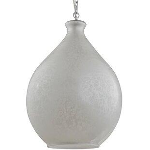 Varaluz French Quarter 1-Light Globe Pendant