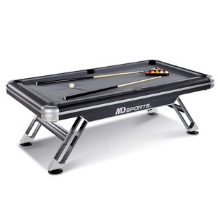 Titan 7.4' Pool Table By MD Sports