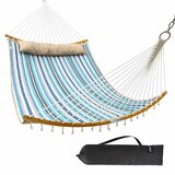 Trista Double Spreader Bar Hammock