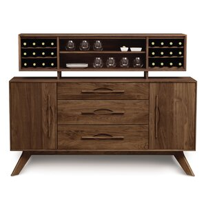 Audrey 2 Door Sideboard by Copeland Furniture