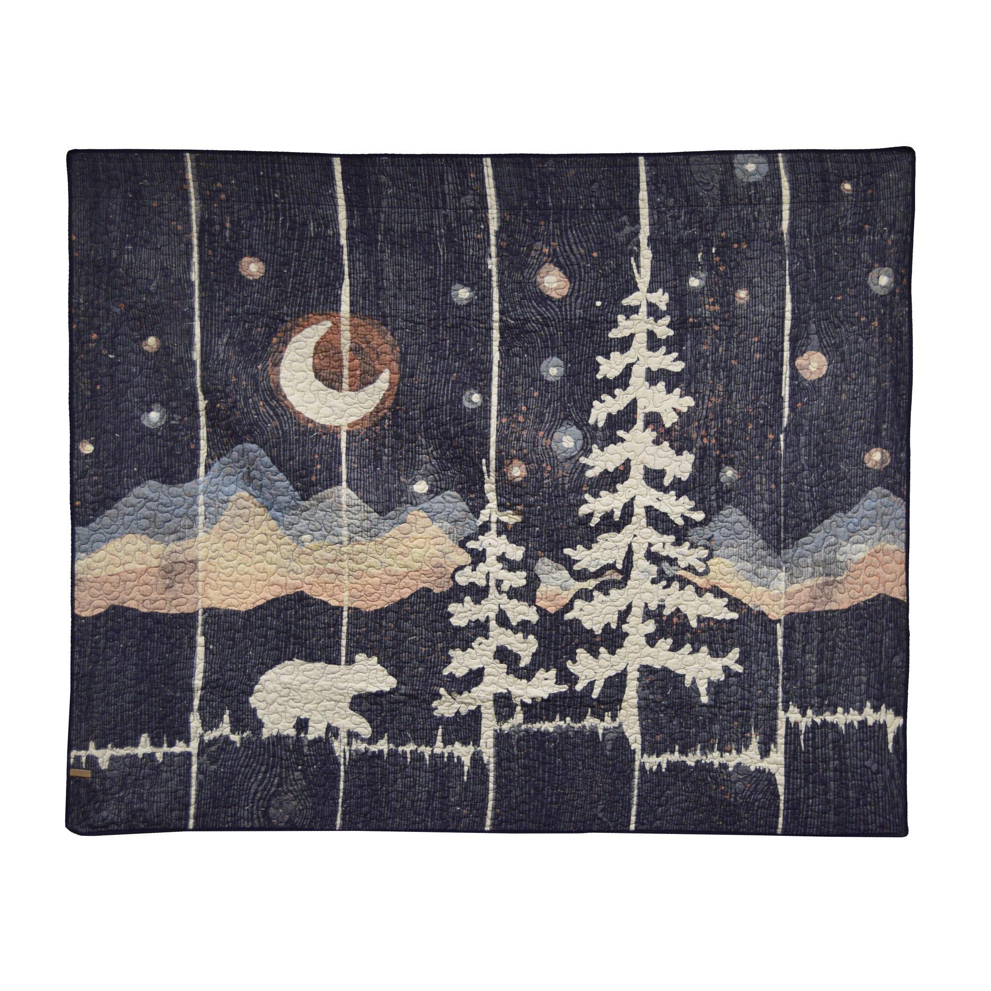 Millwood Pines Saxon Moonlit Bear