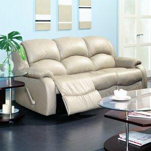 Palliser Furniture Dane Leather Reclining Sofa