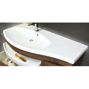 Devo 112 cm Einbau-Waschbecken VenaPlus