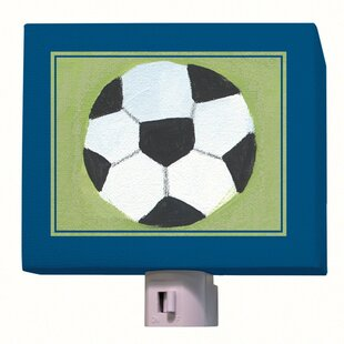 Oopsy Daisy Soccer Ball Night Light