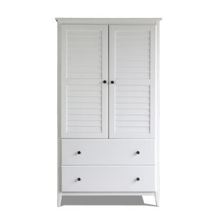 Mckeen 2 Door TV-Armoire