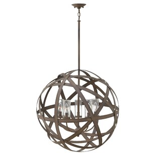 Proto 5-Light Outdoor Pendant