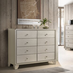 Yates 8 Drawer Dresser