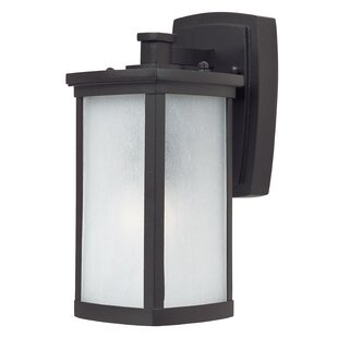 Online Reviews Ina 1-Light Outdoor Wall Lantern (Set of 6) By Latitude Run