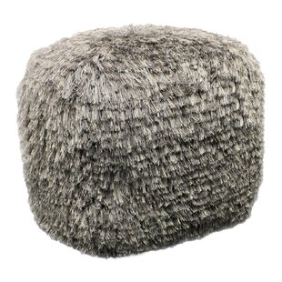 Wike Pouf by House of Hampton