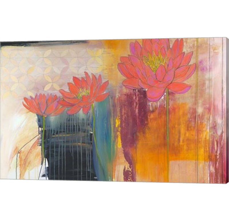 Evive Designs Billboard For Love Ii By Jodi Fuchs Painting Print On Wrapped Canvas Wayfair