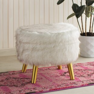 Dollison Ottoman by Willa Arlo Interiors