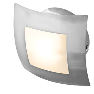 Miramontes 1-Light Semi-Flush Mount by Orren Ellis