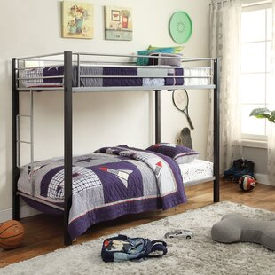Asotin Twin over Twin Bunk Bed by Harriet Bee