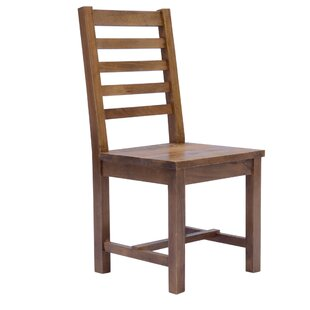Gracie Oaks Polk Solid Wood Dining Chair (Set of 4)