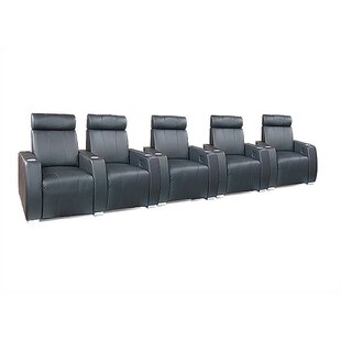 Executive Home Theater Lounger (Row of 5) By Bass