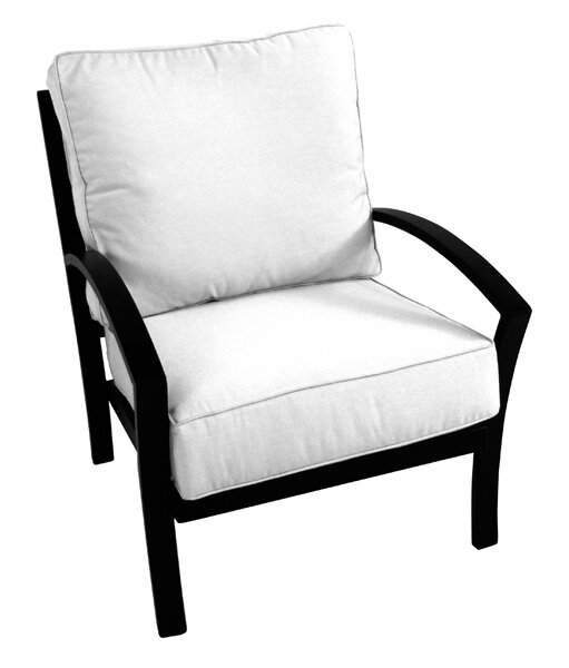 Attirant Maddux Deep Seating Chair With Cushion