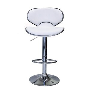 Ashman Swivel Adjustable Height Short Stool Set of 2 by Orren Ellis