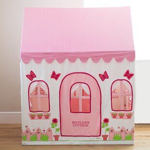 Rose Cottage And Tea Shop 110cm Play Tent By Wrigglebox