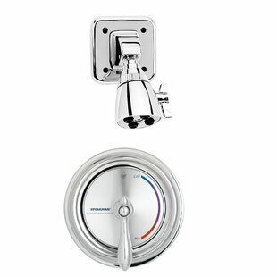 Speakman Sentinel Mark II Thermostatic Shower Faucet with Valve, Trim