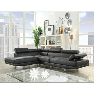 Ealy Sectional  by Orren Ellis