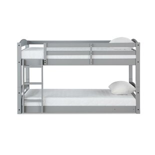 Bellmead Twin Over Twin Bunk Bed by Greyleigh
