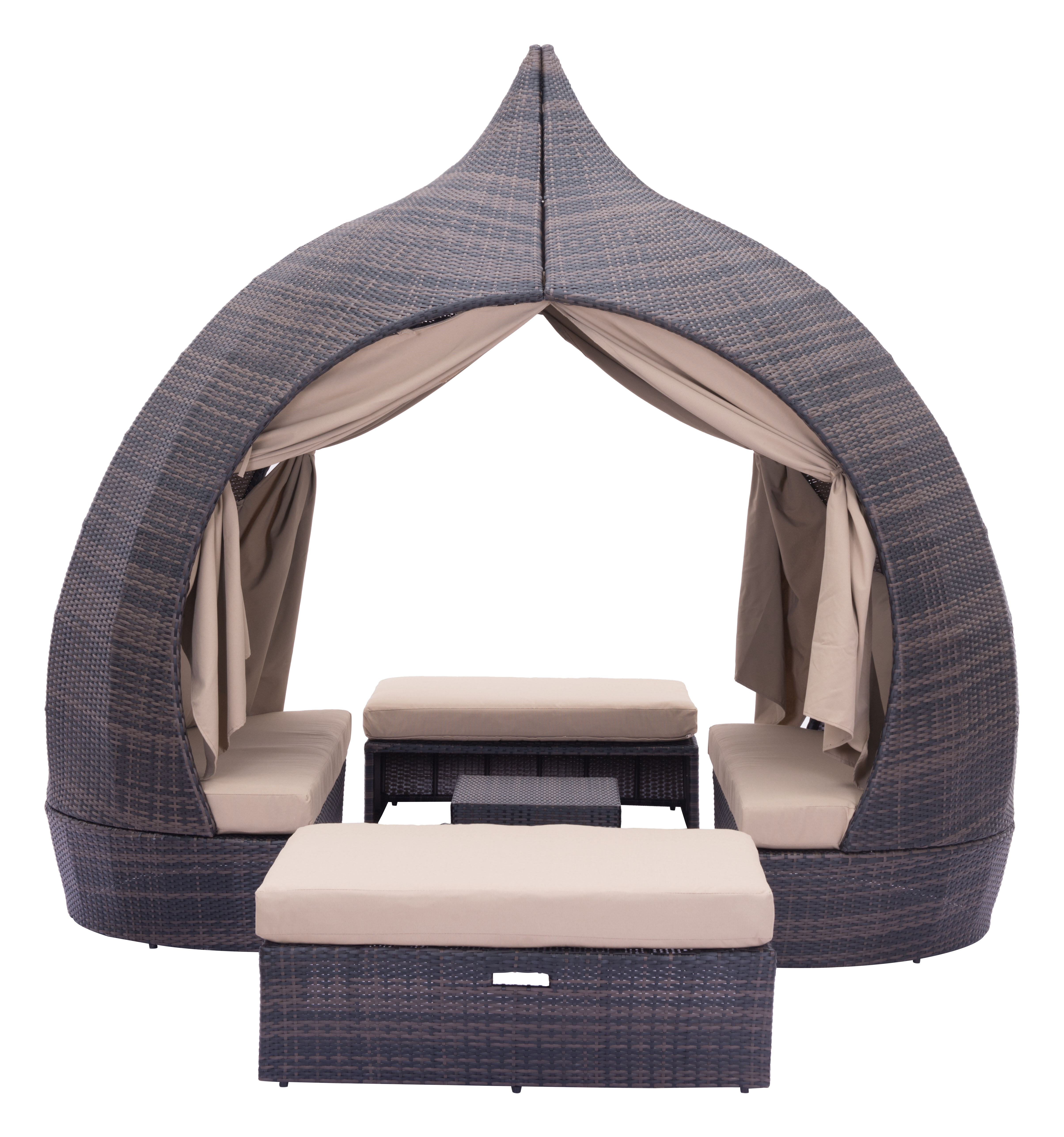 Bludovice Daybed With Trundle And Mattress Joss Main