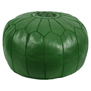 Green Ottomans & Poufs You\'ll Love | Wayfair