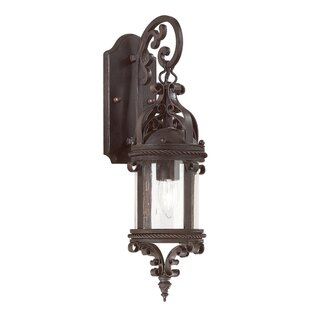 Theodore Cottage Outdoor Wall Lantern by ..