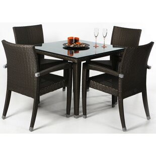 5 Piece Dining Set By All Things Cedar