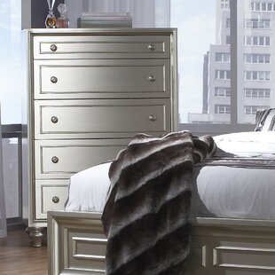 Willa Arlo Interiors Redick 5 Drawer Lingeri..