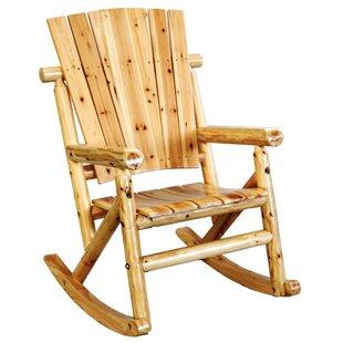Leigh Country Single Rocking Chair II