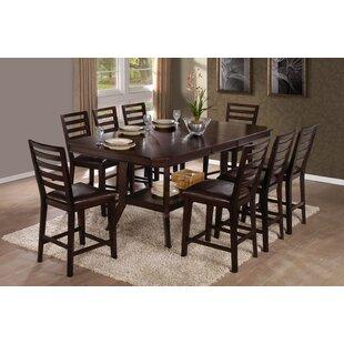 Progressive Furniture Inc. Bobbie 9 Piece Dining Set