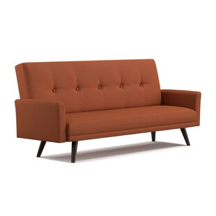 Westbrooks Click Clack Futon Convertible Sofa by George Oliver