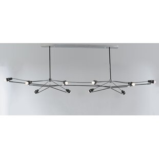 Brayden Studio Helena 10-Light LED Kitche..