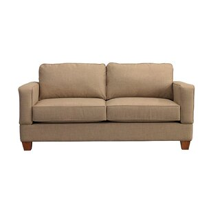 Shop Raleigh Loveseat by Small Space Seating