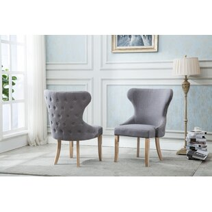Shaner Upholstered Dining Chair (Set of 2)