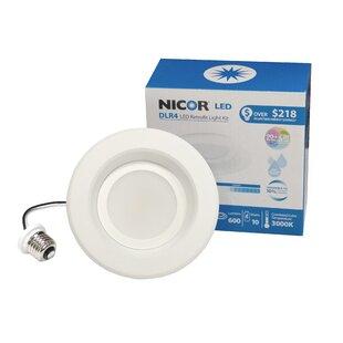 NICOR Lighting D- Series Open Trim 4