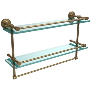 Allied Brass Dottingham Wall Shelf