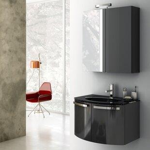 Crystal Dance 28 Single Bathroom Vanity Set by ACF Bathroom Vanities