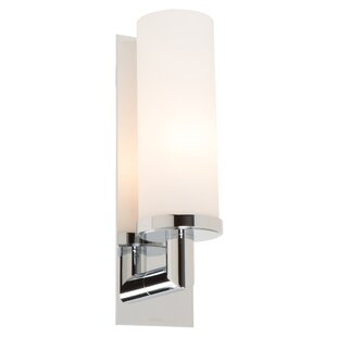 Reviews Surface 1-Light Wall Sconce By Ginger
