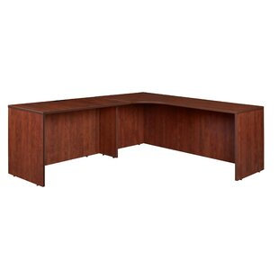 Linh Left Credenza Shell L-Shape Corner Desk