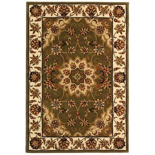 Great Price Traditions TD610A Green / Ivory Oriental Rug By Safavieh