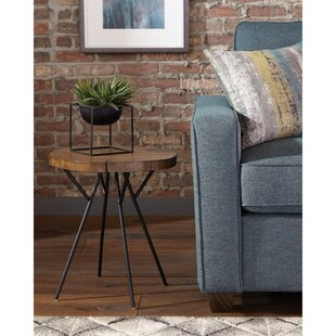 Khloe End Table by Ivy Bronx