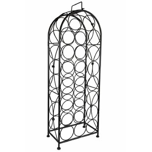 Ashlynn 23 Bottle Tabletop Wine Rack by F..