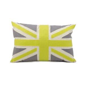 Fellman Lumbar Pillow by Ivy Bronx